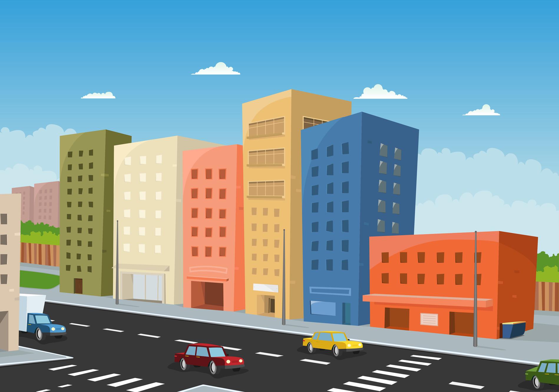 problemas para 5º y 6º de Primaria: LOS EDIFICIOS
